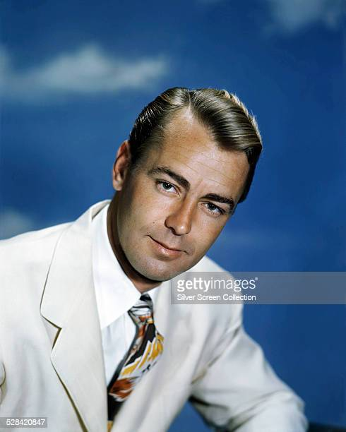 American actor Alan Ladd , circa 1950.