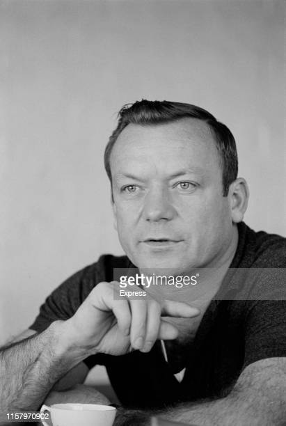 American actor Aldo Ray UK 25th February 1965