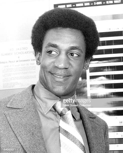 American actor and comedian Bill Cosby as Chet Kincaid in the US sitcom 'The Bill Cosby Show', circa 1970.