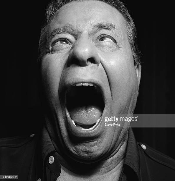 American actor and comedian Jerry Lewis Las Vegas 14th January 2000