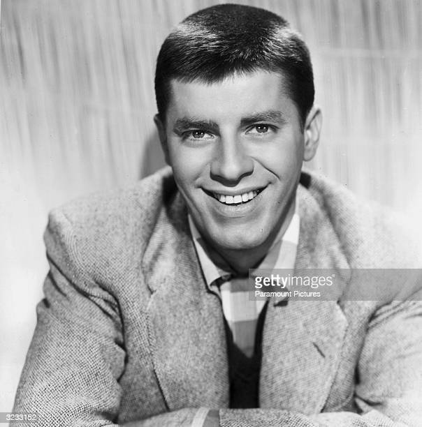 American actor and comedian Jerry Lewis