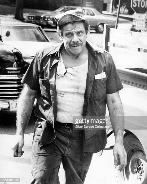 American actor and comedian Jerry Stiller circa 1980
