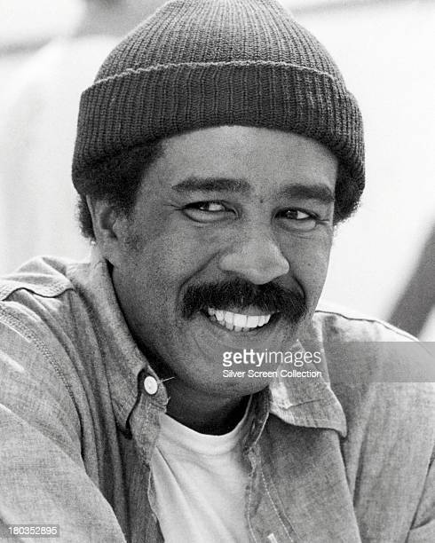 American actor and comedian Richard Pryor as Harry Monroe in 'Stir Crazy' directed by Sidney Poitier 1980