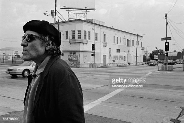 American actor and director Abel Ferrara