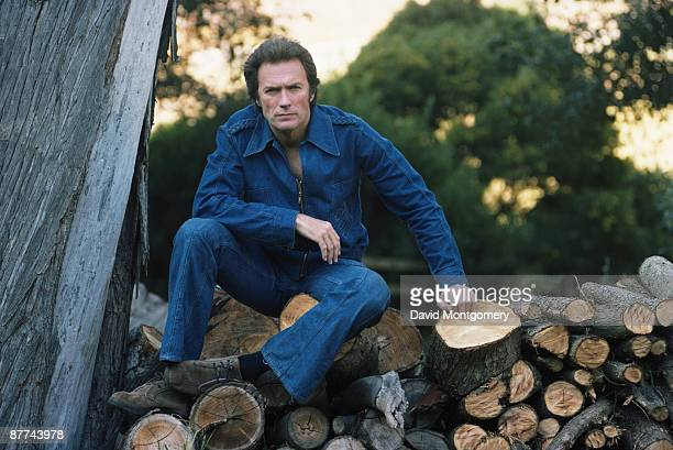 American actor and director Clint Eastwood December 1976