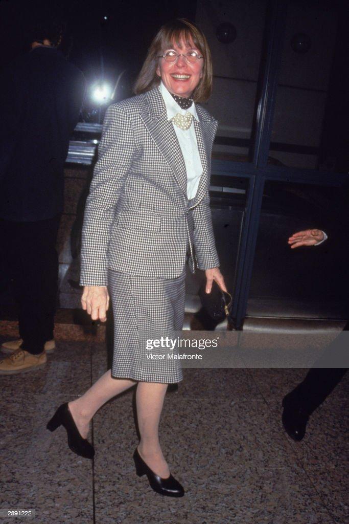 Diane Keaton : News Photo