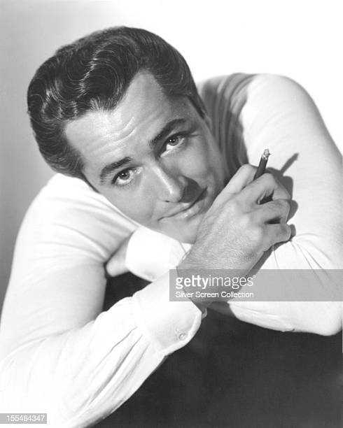 American actor and director John Derek circa 1950