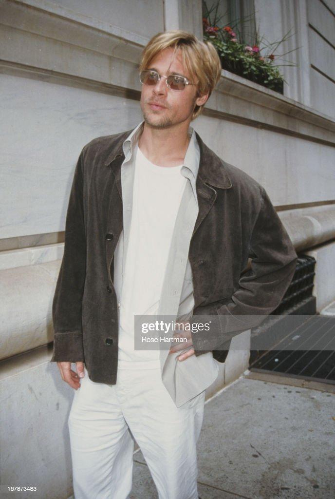 Brad Pitt : News Photo