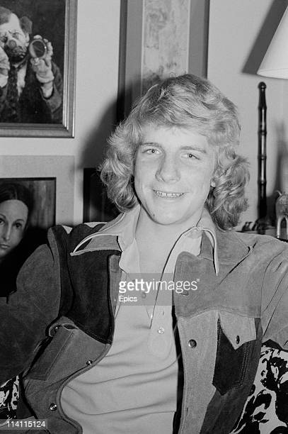 American actor and filmmaker Darby Hinton poses for a magazine shoot United States circa 1978