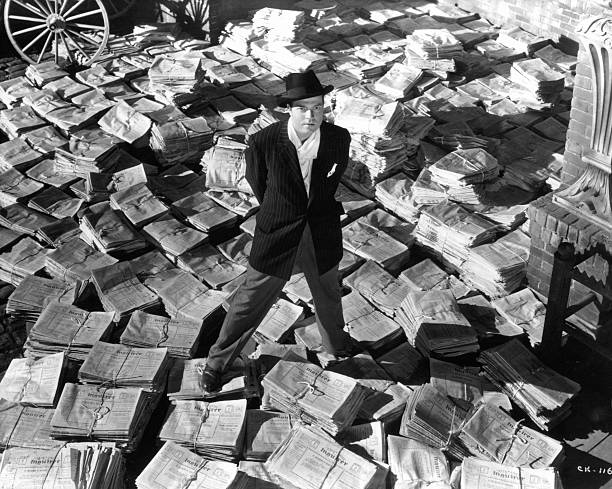 UNS: 1st May 1941 - 80 Years Since The Premiere Of Citizen Kane