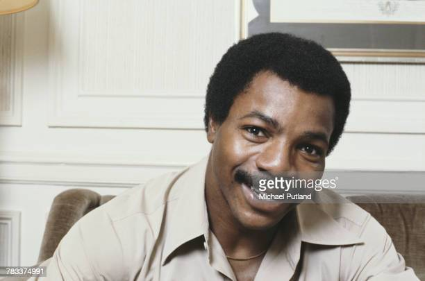 American actor and former professional football player Carl Weathers posed in June 1979
