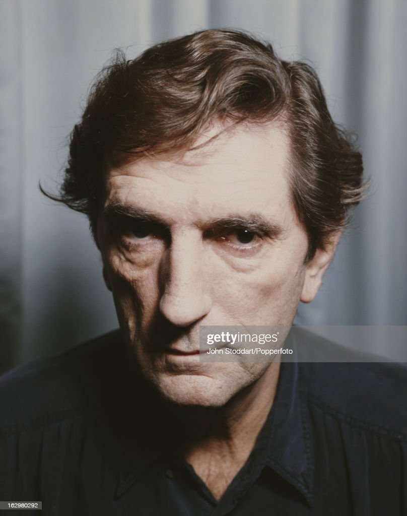 American actor and musician Harry Dean Stanton, 1989.