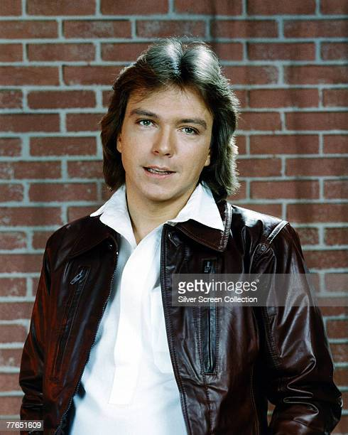 American actor and pop singer David Cassidy circa 1970