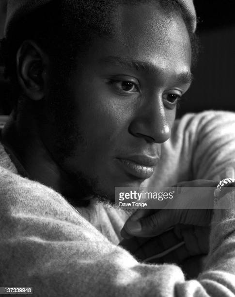 American actor and rapper Mos Def London December 1999