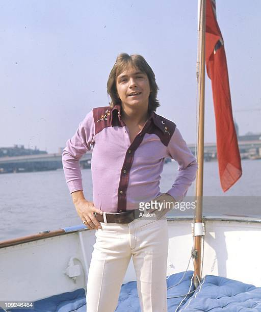American Actor and Singer David Cassidy