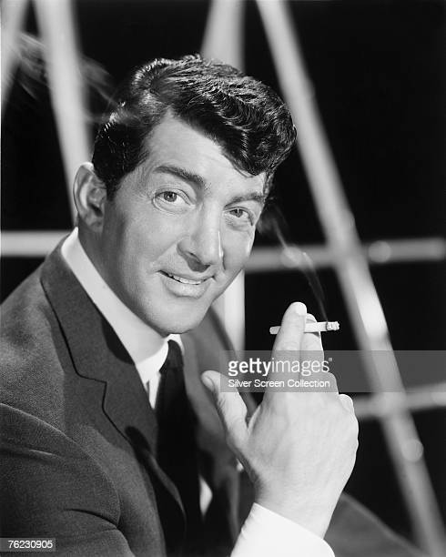 American actor and singer Dean Martin circa 1955