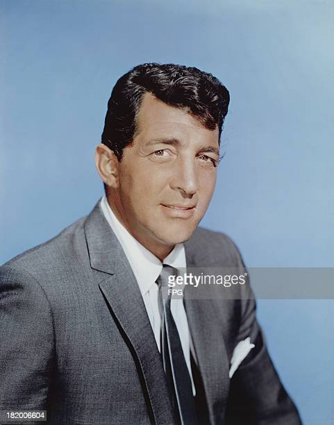 American actor and singer Dean Martin circa 1960