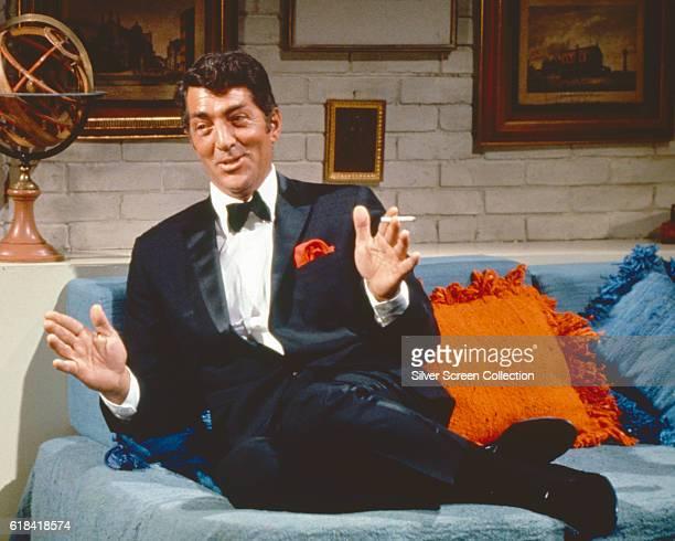 American actor and singer Dean Martin circa 1960