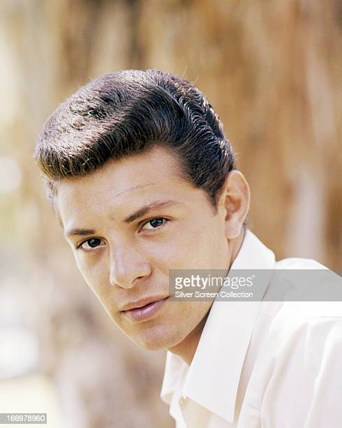 American actor and singer Frankie Avalon circa 1965