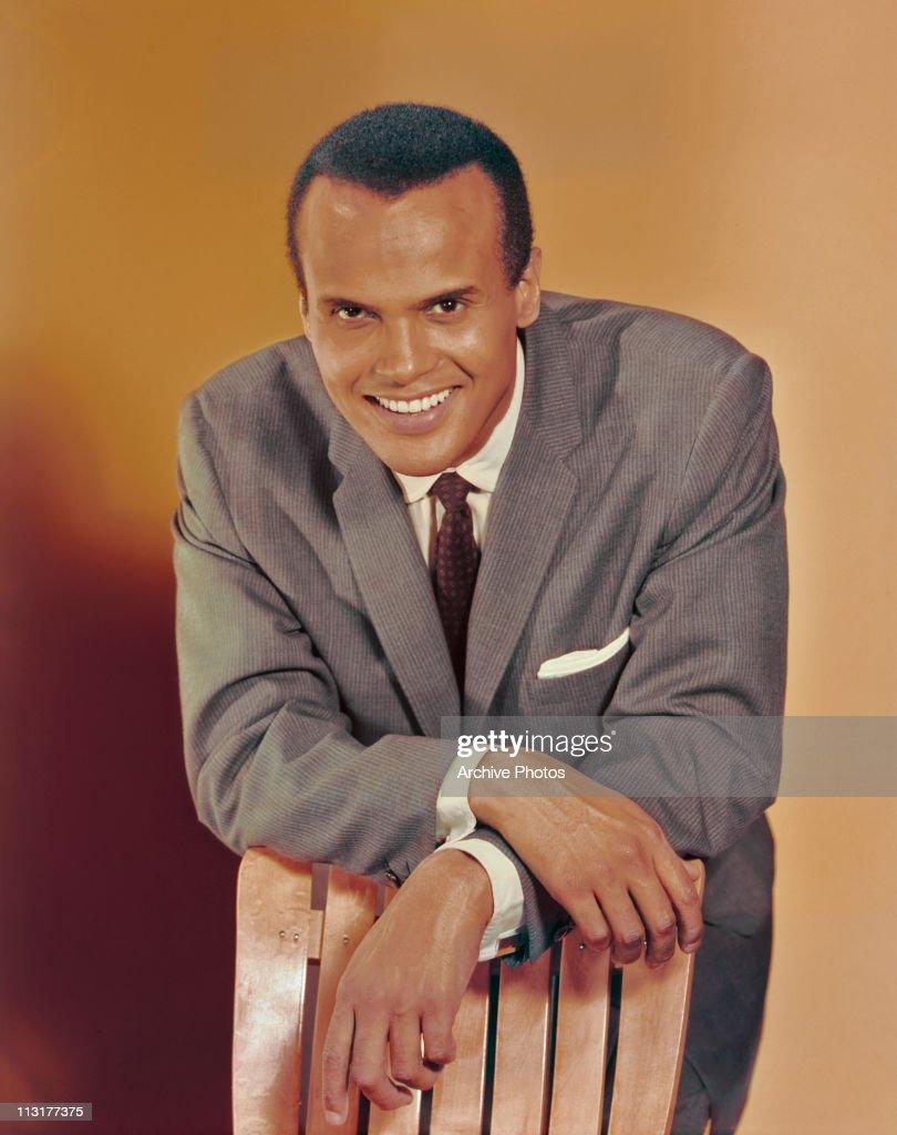Harry Belafonte Portrait : News Photo