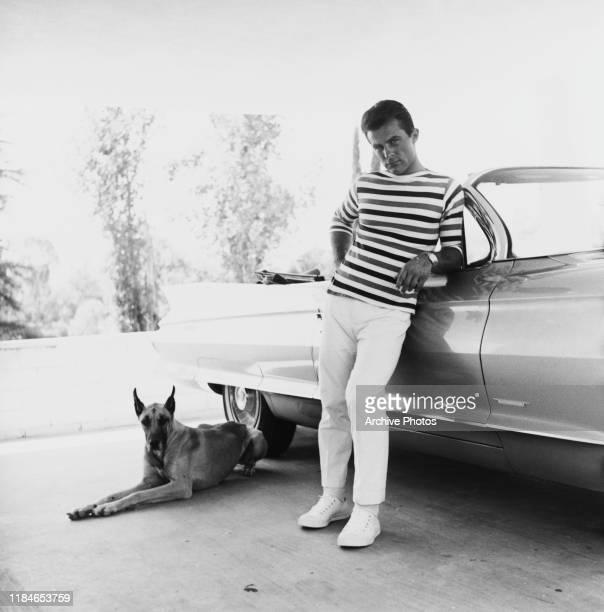 American actor and singer Robert Conrad circa 1965