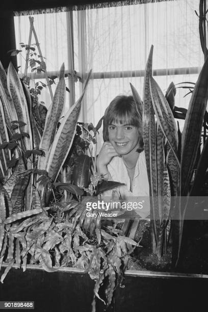 American actor and singer Shaun Cassidy at the Inn on the Park Hotel in London to promote his new single 'Morning Girl' 3rd March 1976 He is the son...