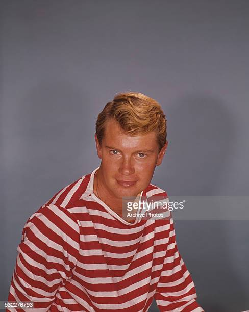 American actor and singer Troy Donahue circa 1960