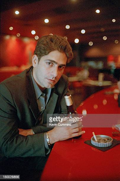 American actor and television writer Michael Imperioli 2003