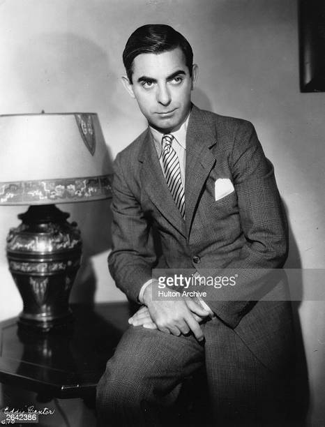 American actor and vaudeville entertainer Eddie Cantor