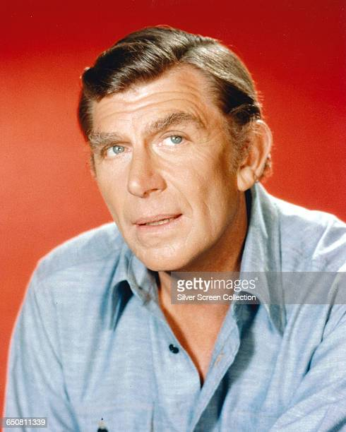 American actor Andy Griffith circa 1975