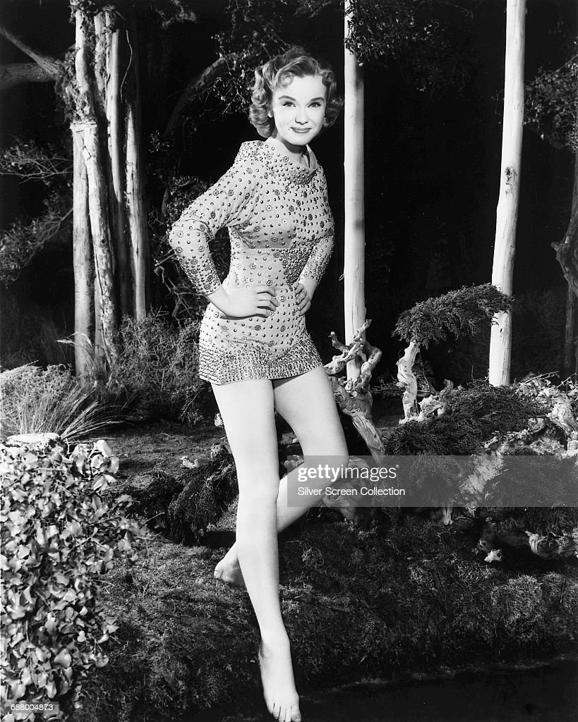 Anne Francis In Forbidden Planet : News Photo
