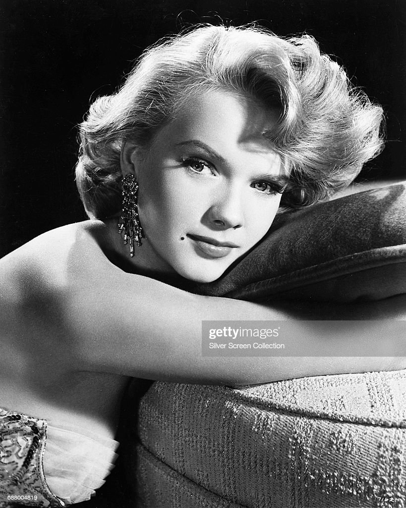 Anne Francis : News Photo