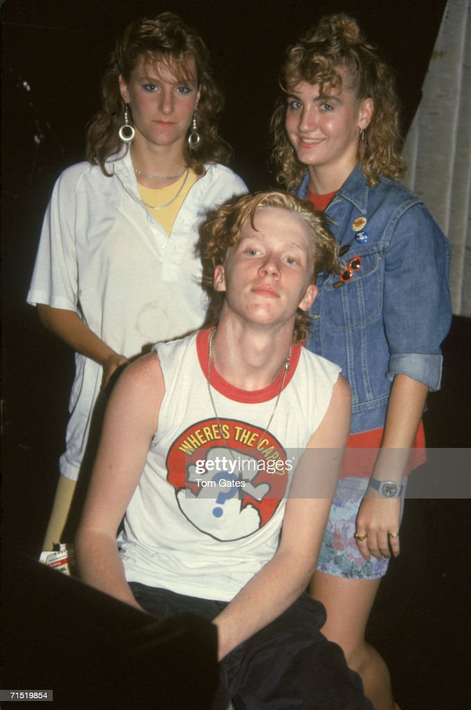 American Actor Anthony Michael Hall : News Photo