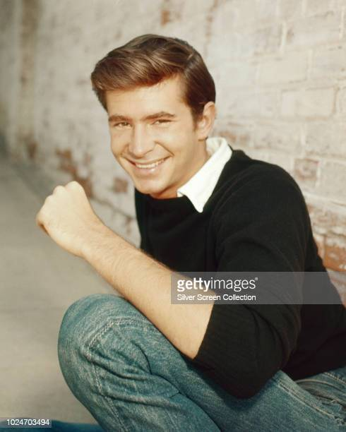 American actor Anthony Perkins circa 1960