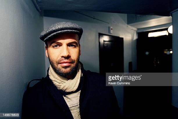 American actor Billy Zane at the Haymarket Theatre London 1st November 2006