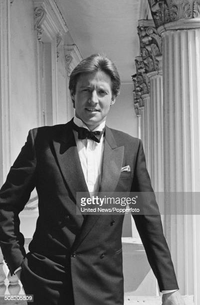 American actor Bruce Boxleitner in London on 6th August 1984