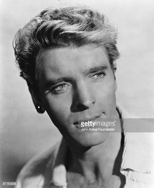 American actor Burt Lancaster appears to be sporting a pierced ear for his role as Captain Vallo in 'The Crimson Pirate', directed by Robert Siodmak.