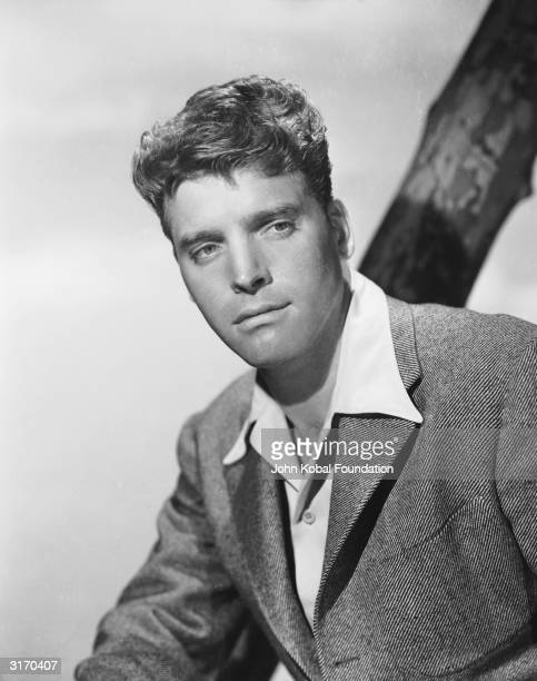 American actor Burt Lancaster , whose successful career spanned four decades.