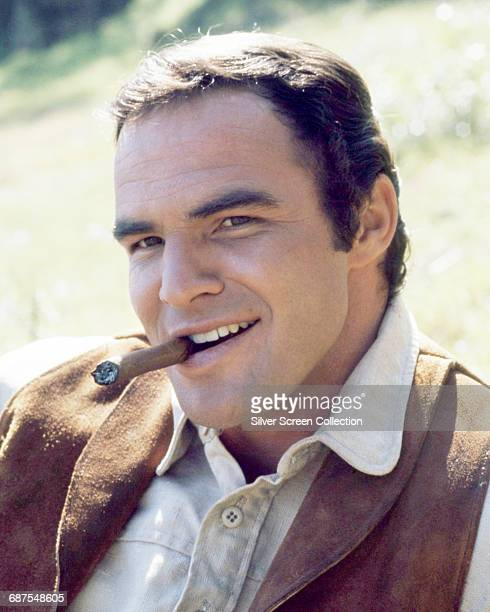 American actor Burt Reynolds as Sam Whiskey in the film 'Sam Whiskey' 1969