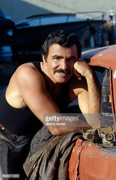 American actor Burt Reynolds