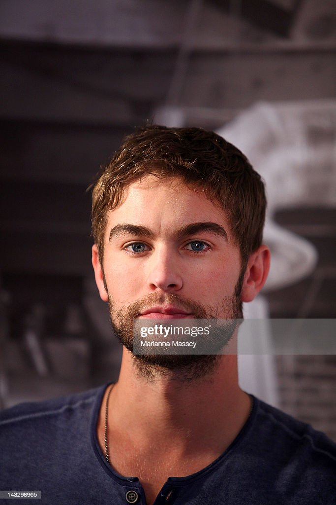 Chace Crawford Meets Fans In Martin Place
