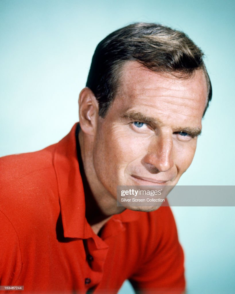 Charlton Heston : News Photo