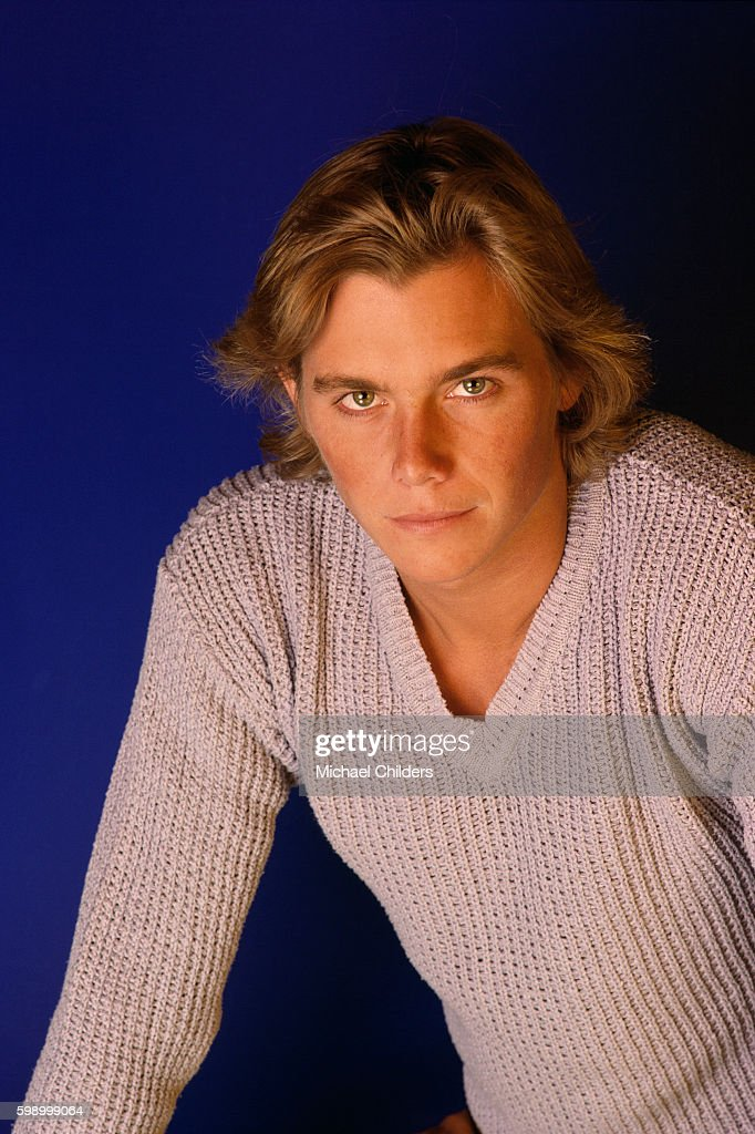 American Actor Christopher Atkins : News Photo