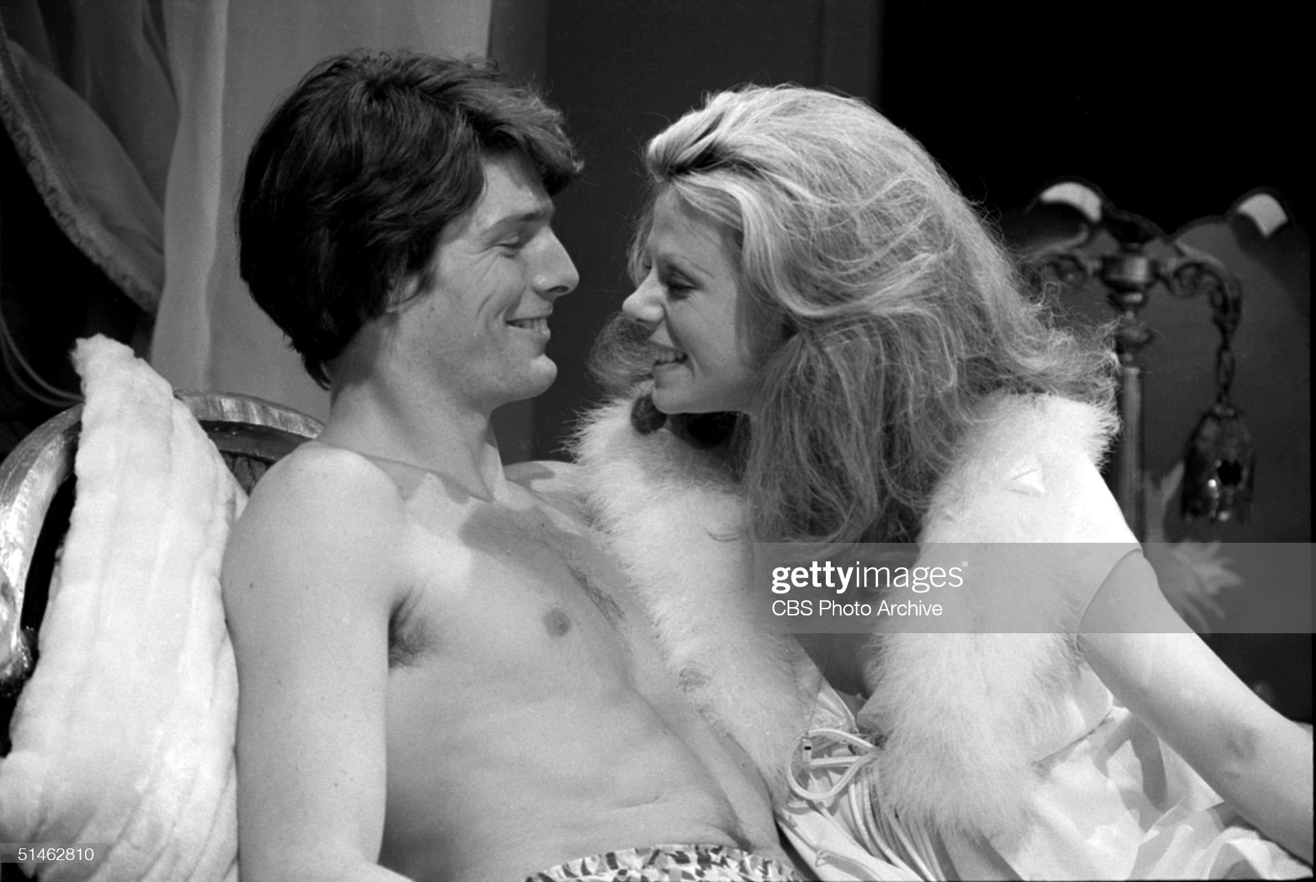 Christopher Reeve On 'Love of Life'   : News Photo