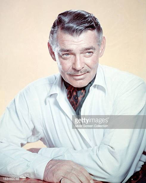 American actor Clark Gable circa 1950