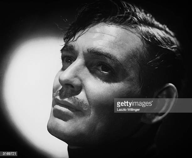 American actor Clark Gable known as the King of Hollywood