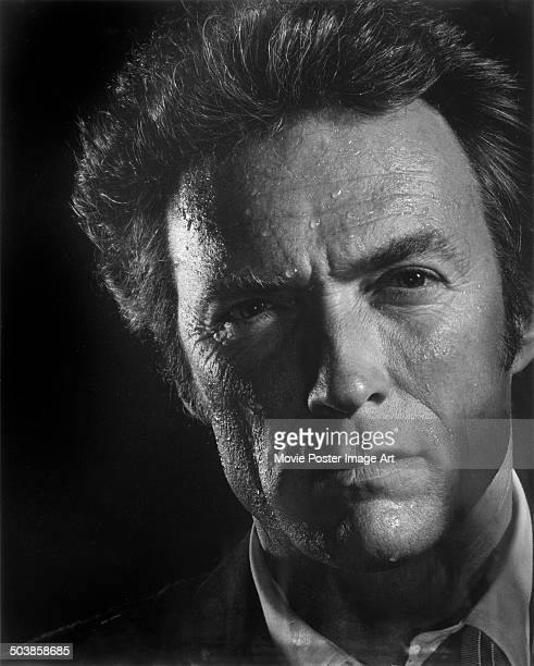 American actor Clint Eastwood as 'Dirty' Harry Callaghan in a publicity still for the movie 'The Enforcer' 1976