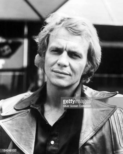 American actor David Soul as detective Ken Hutchinson in the TV series 'Starsky And Hutch' circa 1977