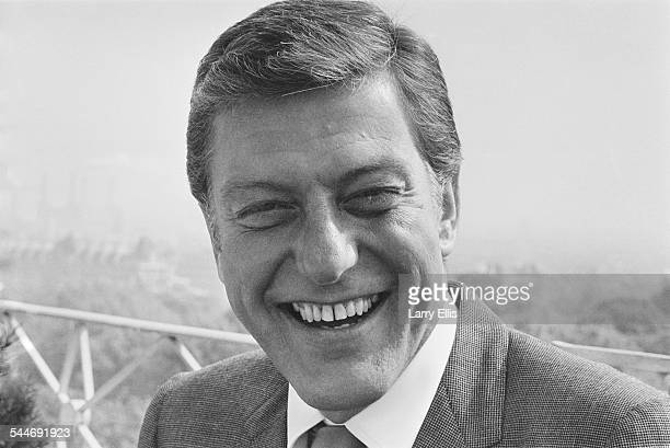 American actor Dick Van Dyke 30th May 1967