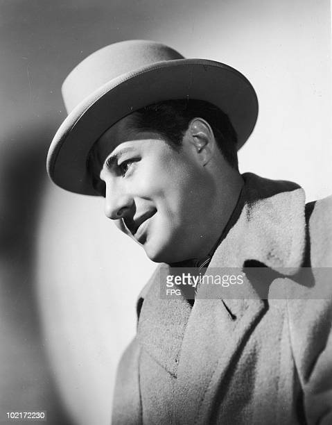 American actor Don Ameche circa 1936